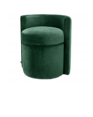 Taburete Arcadia de Eichholtz verde oscuro