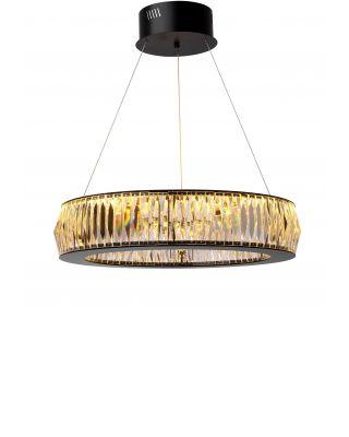 Lámpara colgante Vancouver S de Eichholtz acabado negro