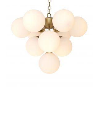 Lámpara de araña Icaro de Eichholtz