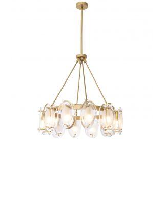 Lámpara de araña Sublime de Eichholtz