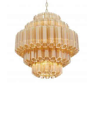 Lámpara de araña Vittoria S de Eichholtz