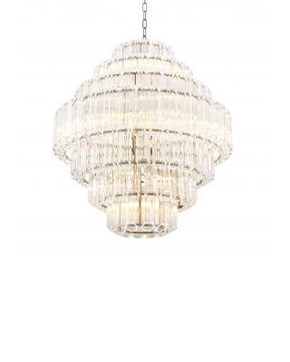 Lámpara de araña Vittoria L de Eichholtz