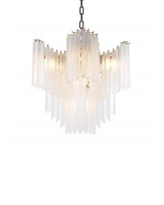 Lámpara de araña Pulsar de Eichholtz