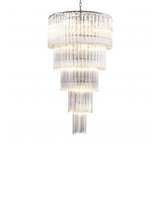 Lámpara de araña Alpina L de Eichholtz