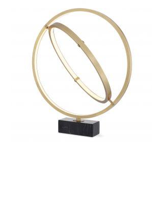 Lámpara de mesa Cassini de Eichholtz acadabo dorado