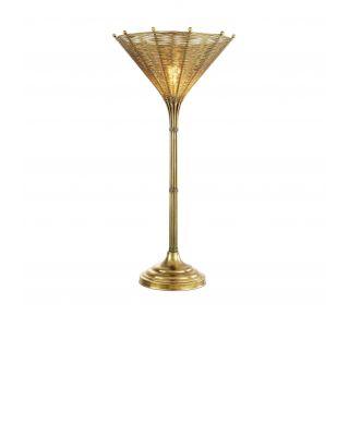 Lámpara de sobremesa Kon Tiki de Eichholtz