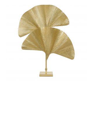 Lámpara de mesa Las Palmas de Eichholtz acabado dorado