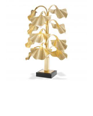 Lámpara de mesa Donati de Eichholtz