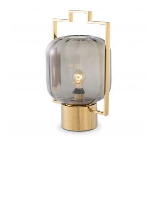 Lámpara de mesa Wang de Eichholtz