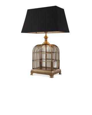 Lámpara de mesa Senator de Eichholtz