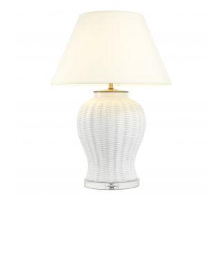 Lámpara de sobremesa Fort Meyers de Eichholtz