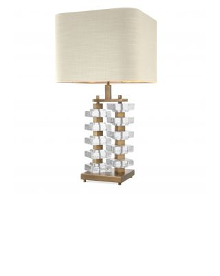 Lámpara de sobremesa Toscana de Eichholtz