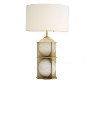 Lámpara de mesa Eternity de Eichholtz