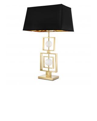Lámpara de mesa Avola de Eichholtz