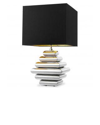 Lámpara de mesa Belmond de Eichholtz