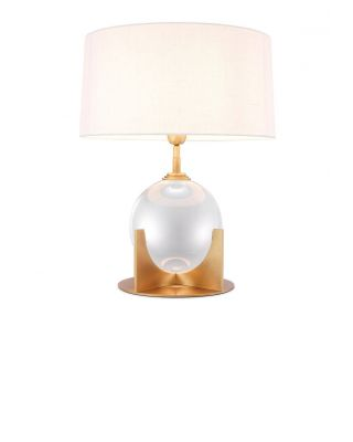 Lámpara de mesa Fontelina de Eichholtz