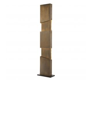 Lámpara de pie Shadow de Eichholtz