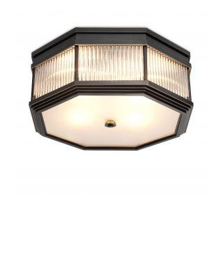 Lámpara de techo Bagatelle de Eichholtz acabado de bronce