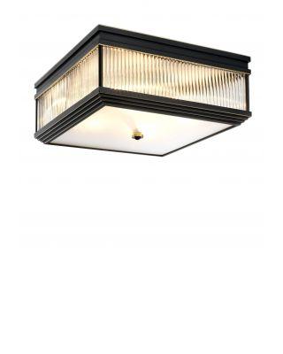 Lámpara de techo Marly de Eichholtz con acabado acento de bronce