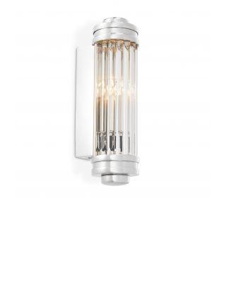 Lámpara de pared Gascogne XS de Eichholtz acabado niquelado