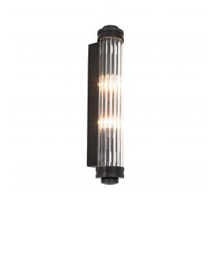Lámpara de pared Gascogne S de Eichholtz acabado bronce oscuro