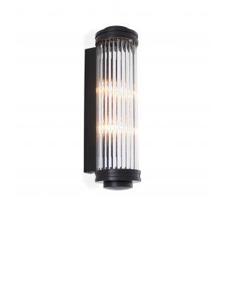 Lámpara de pared Gascogne L de Eichholtz acabado bronce oscuro
