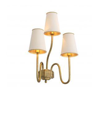 Lámpara de pared Bergerac S
