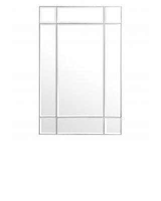 Espejo Beaumont acabado niquelado 140 cm
