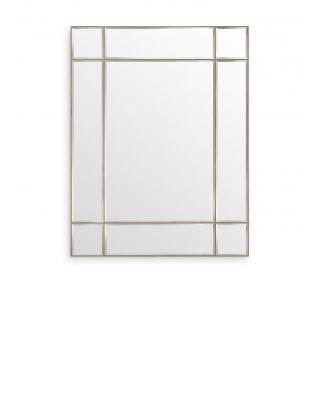 Espejo Beaumont XL acabado latón antiguo 180 cm
