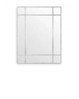 Espejo Beaumont XL acabado niquelado 180 cm