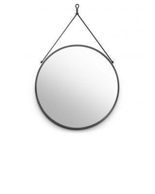Espejo Morongo con acabado de bronce de Eichholtz