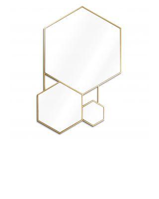 Espejo Hexa de Eichholtz