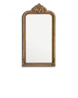 Espejo Boulogne dorado