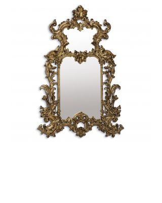 Espejo barroco Leighton de Eichholtz