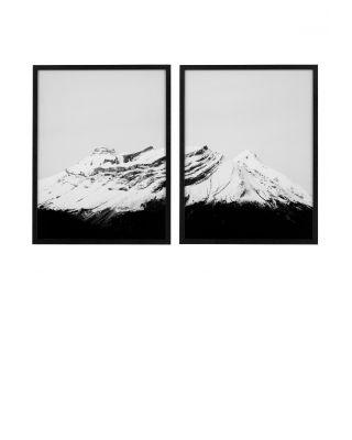 Impresiones The Peak de Eichholtz (set de 2)