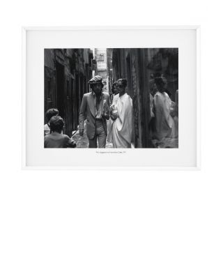 Cuadro The Jaggers en una calle veneciana de Eichholtz