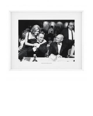 Cuadro Sinatra's and Yul Brynner de Eichholtz