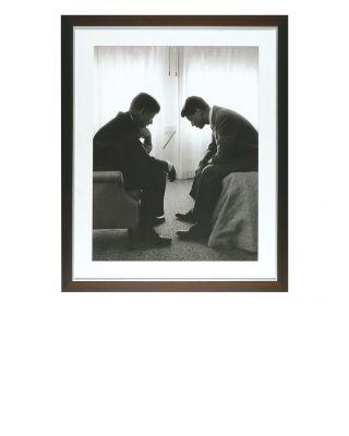 Fotografía de Hank Walker de John & Robert Kennedy de Eichholtz