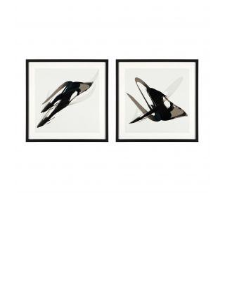 Impresiones artísticas Ivan Melotti I set de 2