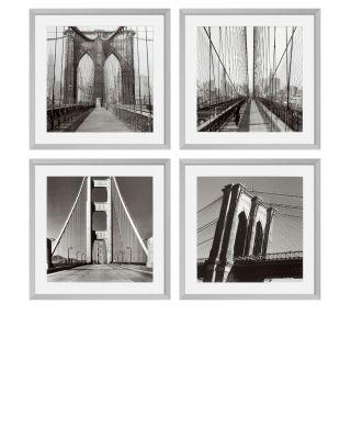 Impresiones USA Bridges (set de 4)