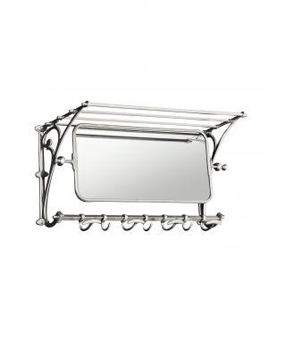 Espejo Varadero de Eichholtz con acabado de estaño