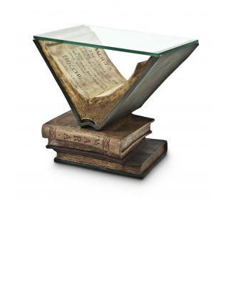 Mesa auxiliar Eichholtz Libros Antiguos