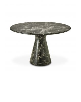 Mesa de comedor Turner de Eichholtz mármol negro