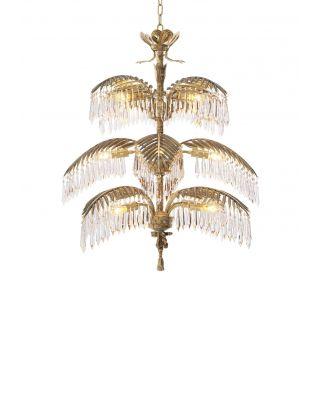 Lámpara de araña Hildebrandt L de Eichholtz