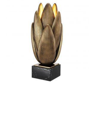 Lámpara de mesa Blossom de Eichholtz
