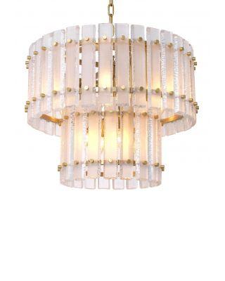 Lámpara de araña Blason de Eichholtz