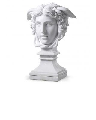 Escultura Medusa de Eichholtz