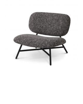 Silla Madsen con tapizado Cambon Black