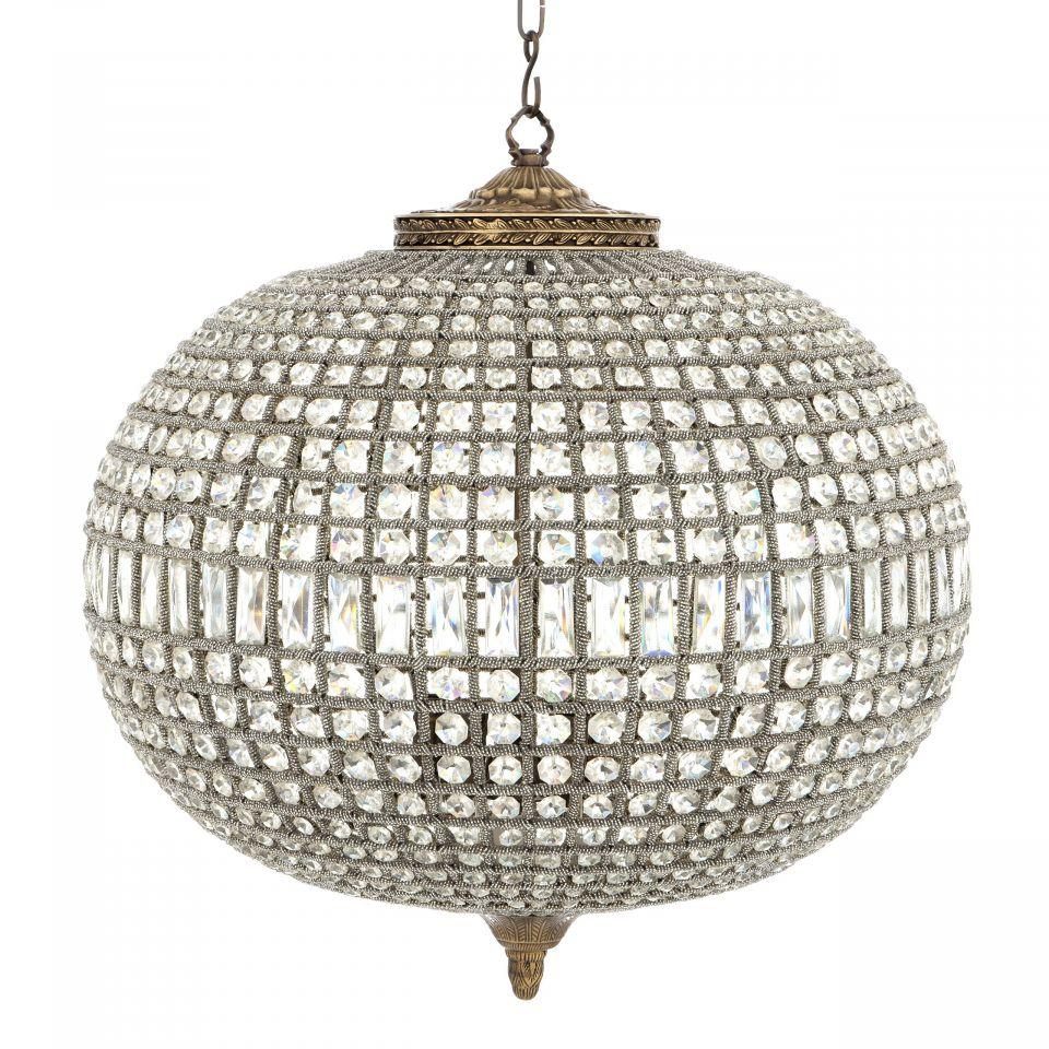 Lámpara de araña Kasbah Oval L de Eichholtz