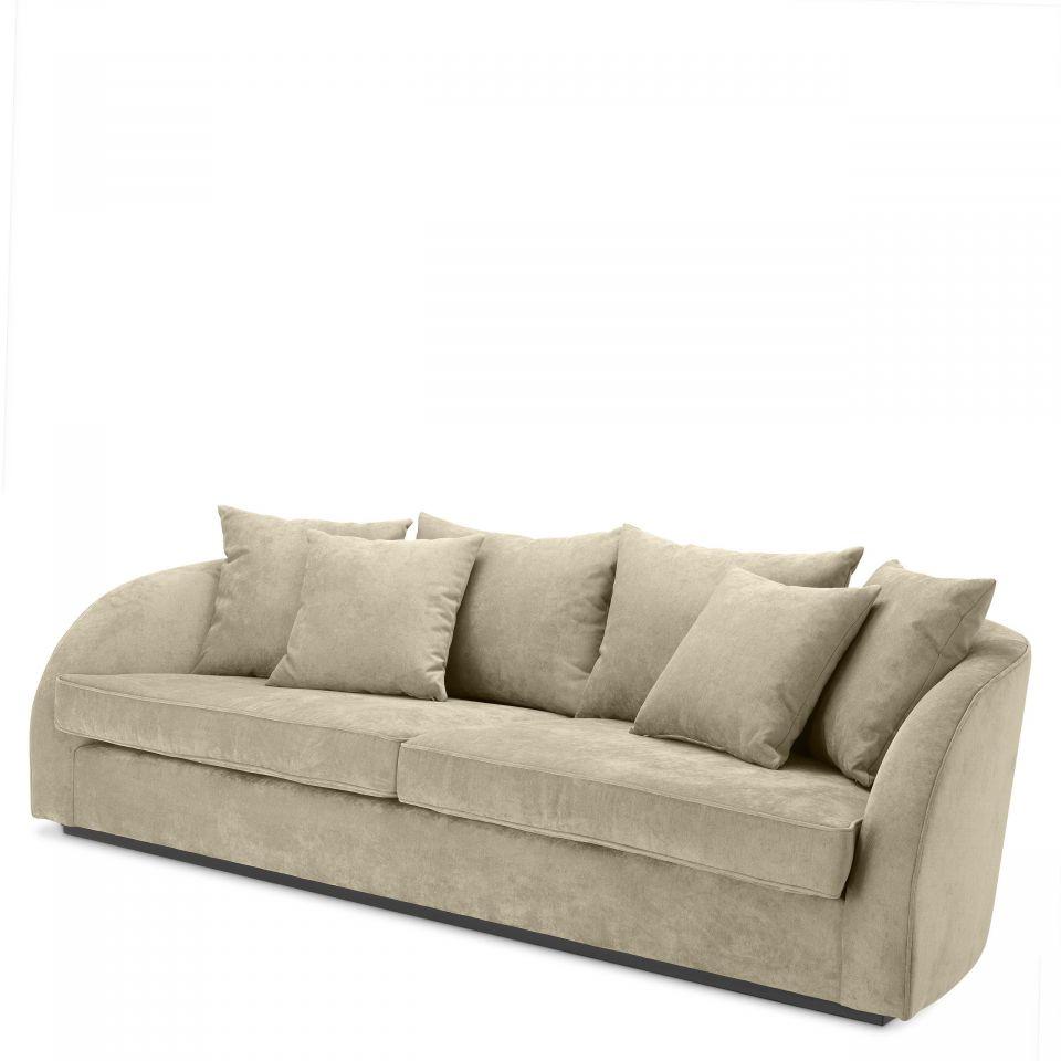 Sofá de 3 plazas Las Palmeras